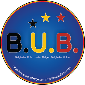 Sticker BUB 2013 rond