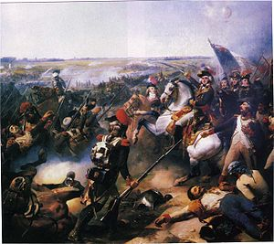 La Bataille de Fleurus (1794): une victoire française contre les Autrichiens en Belgique - de Slag bij Fleurus (1794): een Franse overwinning tegen de Oostenrijkers in België (1794)