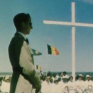 Koning Boudewijn in Belgisch Congo - le Roi Baudouin au Congo belge (1955)