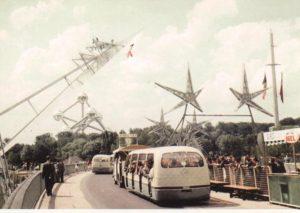 Une vue sur l'Expo 58 - een zicht op de Expo 58