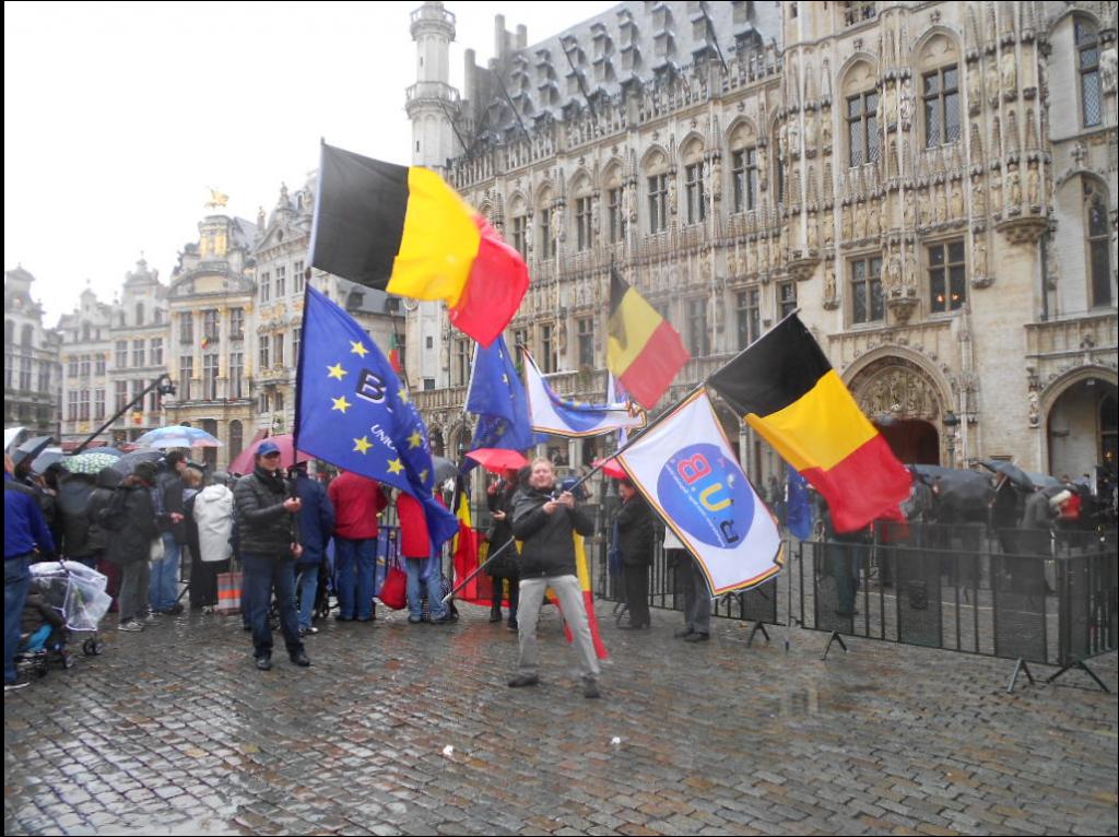 De Blijde Intrede in Brussel - La Joyeuse Entrée à Bruxelles (2013)