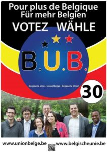 Luikse sectie van de B.U.B. in 2014 - section de Liège du B.U.B. en 2014