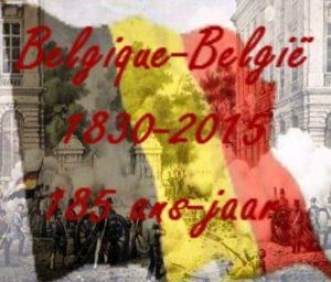 België 185 jaar