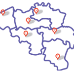 de kazernes van de civiele bescherming - les casernes de la protection civile (bron-source: www.civieleveiligheid.be)
