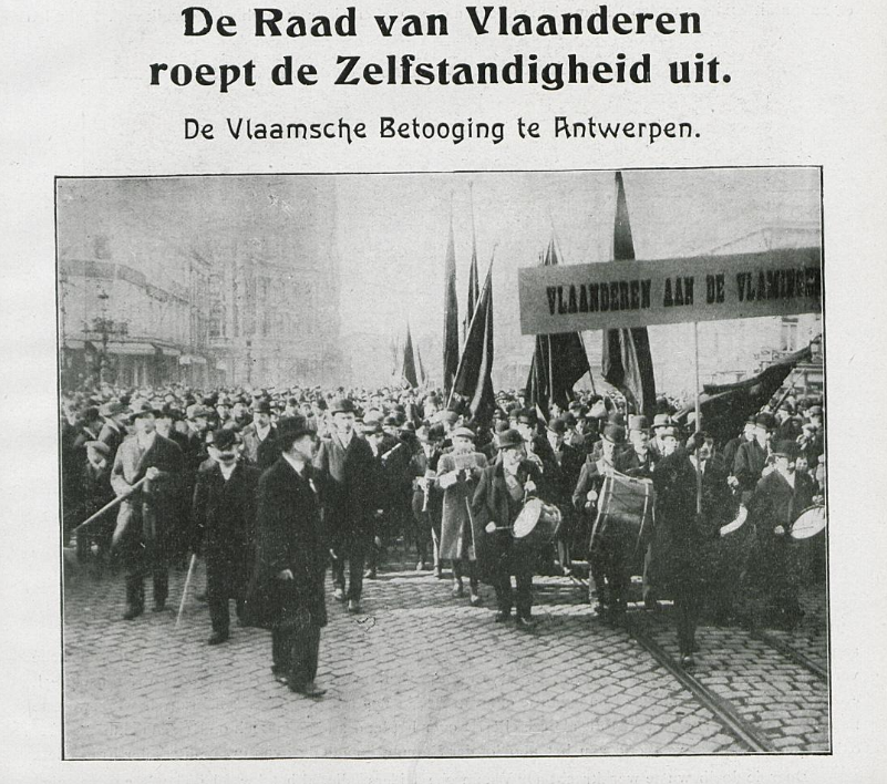 activistische propaganda-propagande activiste, bron-source: http://digital.staatsbibliothek-berlin.de